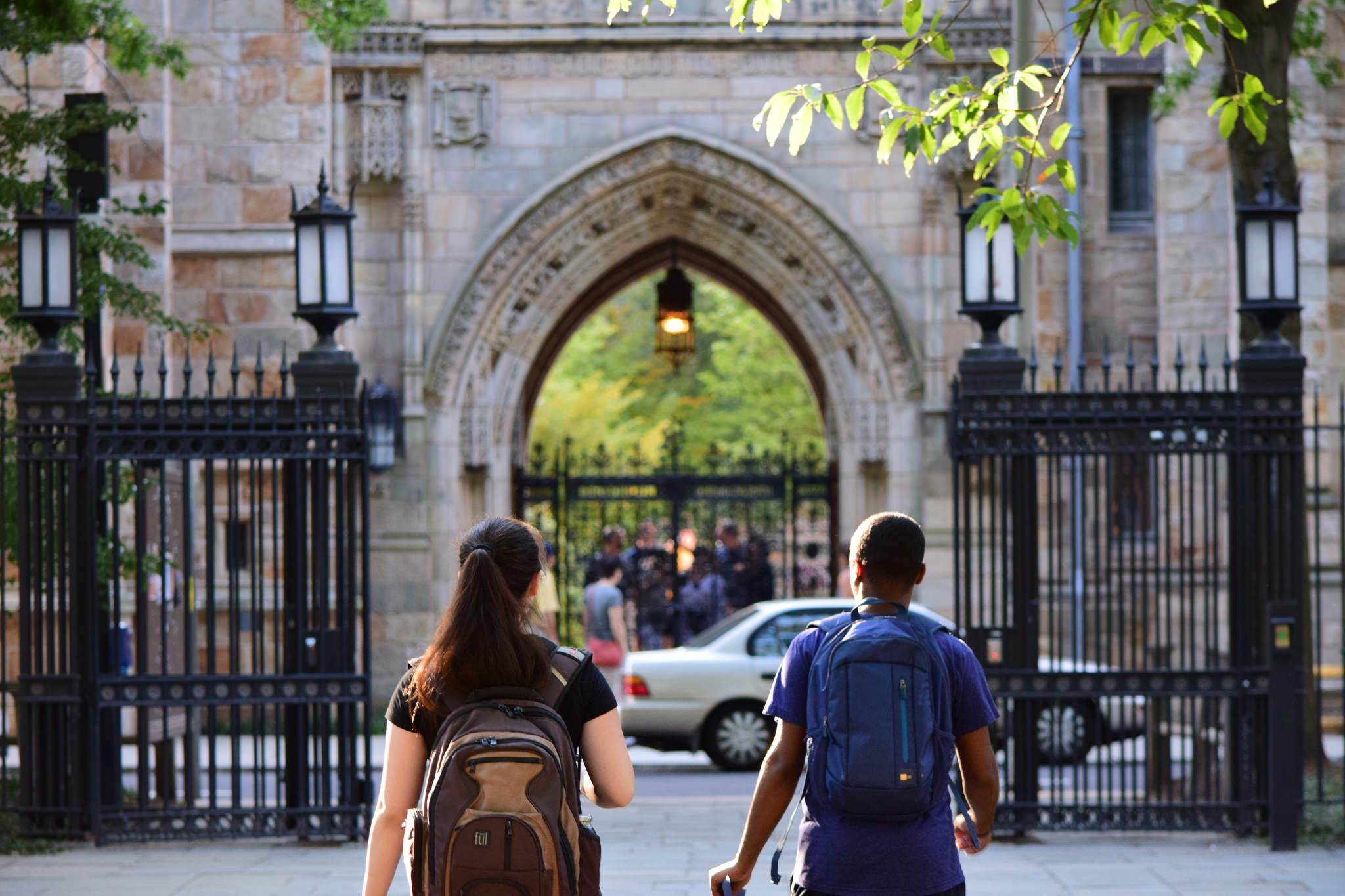 Universidad de Yale (Foto: Thomas Autumn / Flickr)