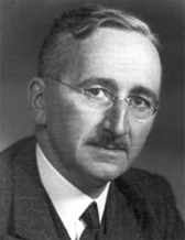 Friedrich Hayek, (Wikimedia Commons)