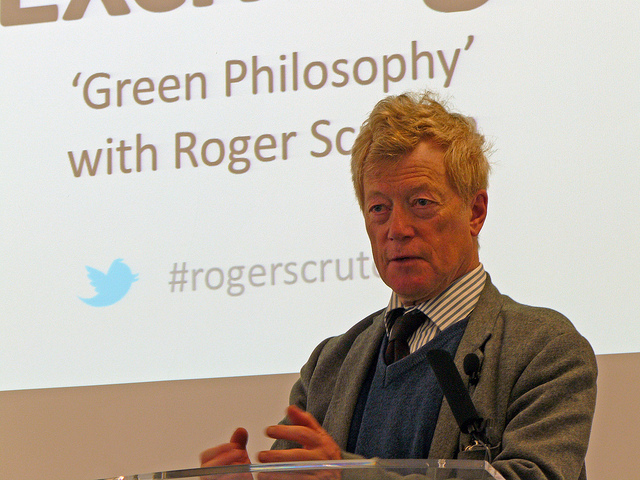 Roger Scruton (Foto: Policy Exchange / Flickr)
