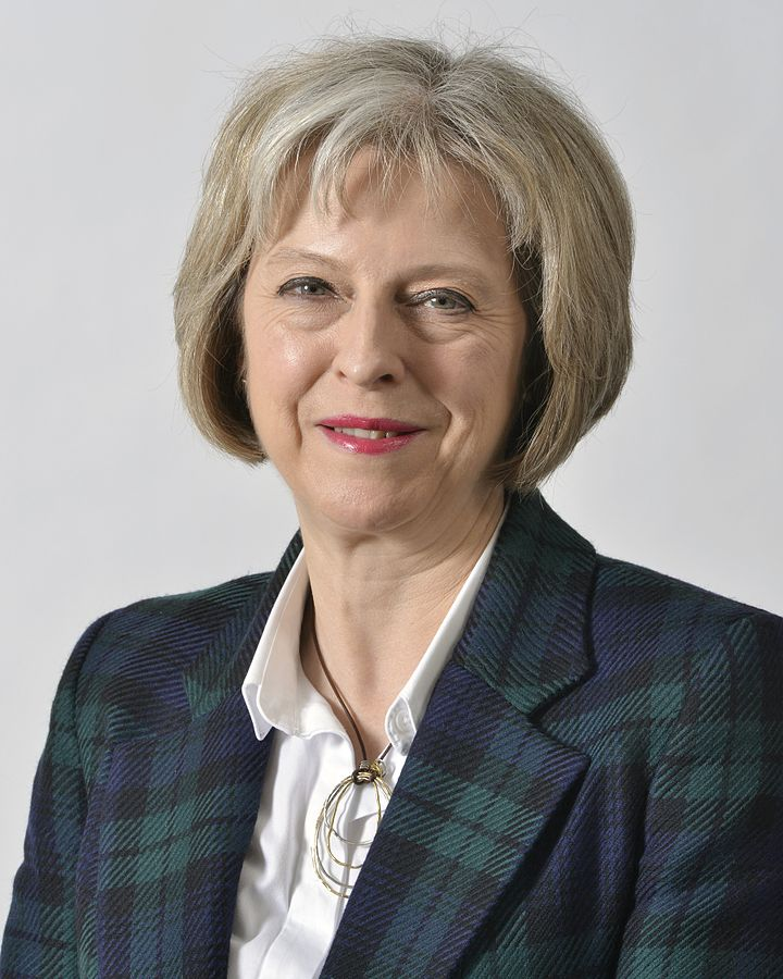 Theresa May (Foto: UK Home Office)